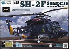 Kitty Hawk 80122 1/48 SH-2F Seasprite