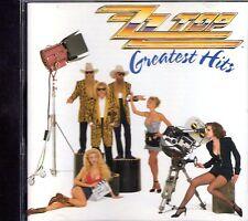 CD 18T ZZ TOP GREATEST HITS BEST OF 1992 TBE GERMANY
