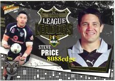 2006 SELECT NRL LEAGUE LEADERS REDEMPTION: STEVE PRICE