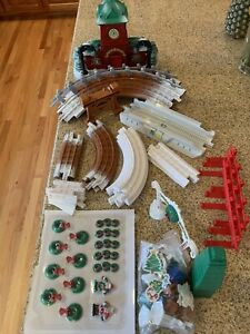 Geotrax Christmas in Toytown Holiday Track Replacement TRACK ACCESSORIES