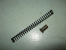 land rover series 1-2-3 four wheel drive lever return spring and tunnel ferrel