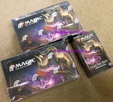 MAGIC CORE 2019 BOOSTER 2 BOX LOT M19 & PRERELEASE KIT SAME DAY PRIORITY SHIP