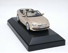 1:43 BMW 650i Cabrio Diecast Car Model Toy
