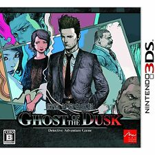NINTENDO 3DS Tantei Jinguuji Saburo Ghost of the Dusk JAPANESE VERSION