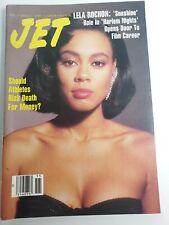 Jet Magazine Magazine April 9 1990 Lela Rochon