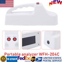 WFH-204C Portable Ultraviolet Analyzer Kit 12W 365nm/254nm Wavelength w/ Charger