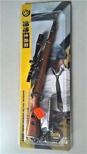 WW2 German KAR98K Sniper Keychain