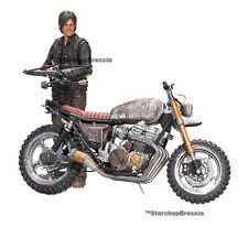WALKING DEAD TV - Daryl Dixon & Chopper Season 5/6 Action Figure McFarlane