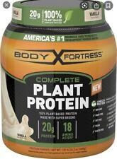Body Fortress Complete plant Protein Vanilla