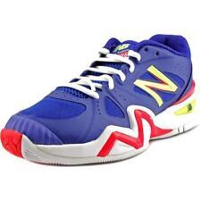 Zapatillas deportivas de mujer New Balance de tacón bajo (menos de 2,5 cm) de color principal azul