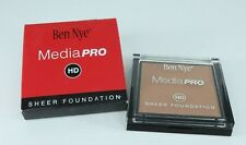 Ben Nye HD Media Pro Sheer Foundation Bella 003 .63 oz New in Box