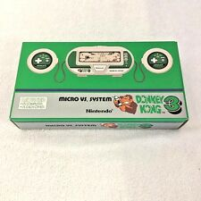 Nintendo Donkey Kong 3 / Micro Vs. System - Game and Watch - Brand New AK-302