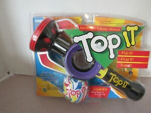 Vintage TOP IT Electronic Game 1999 Hasbro Parker Brothers NEW Sealed pkg