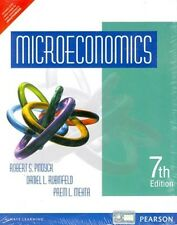Microeconomics by Robert Pindyck and Daniel Rubinfeld