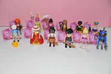 Playmobil 70160 Figures Girls Serie 16 alle 12 Figuren