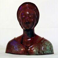 RARE Rosenthal Art Pottery Queen ANNE BOLEYN Bust