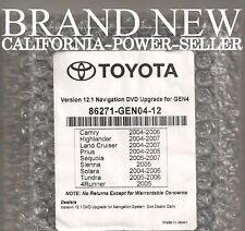 2004 2005 2006 Lexus ES330 ES300 LS430 & Camry Solara Tundra Navigation DVD U27