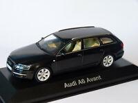 Audi A6 avant / break (C6) de 2004  au 1/43 de Minichamps