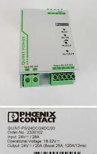 Pp4306 DC//DC-Convertitore Phoenix CONTACT QUINT-ps//24dc//24dc//20 2320102