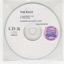 (GI94) The Race, Amersham Road / Hope Song - DJ CD