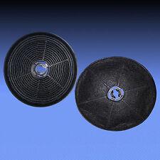 Repostería 2 filtro de carbón activado carbón filtro para deducción pyramis capó es5 65099901