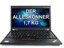 Lenovo ThinkPad X230 12,5 Zoll Notebook i5 4GB RAM 250GB Windows 7 Pro *B WARE