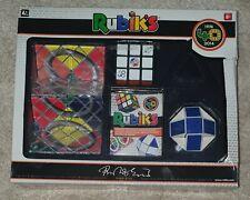 Rubik's Cube Heritage Collection 40 Aniversario Set 3x3 Puzzle Cubo Juego