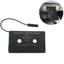 Car Tape Cassette to Bluetooth AUX Audio Adapter Converter For Smart Phones