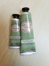Loccitane almond hand cream