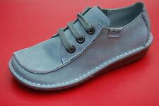 Clarks nuevo y en caja Damas Cuña Zapatos Con Cordones Gracioso Dream color verde pálido Reino Unido 4.5