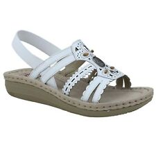 178d98fb4df5 Earth Spirit PORTLAND Womens Sandals White
