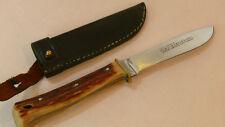PUMA HUNTER' S PAL 6397 MESSER JAGDMESSER KNIFE FEIDEL NICKER COUTEAU HANDMADE