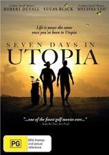 Seven Days In Utopia (DVD, 2012)