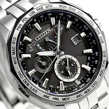 CITIZEN 2017 ATTESA Eco-Drive AT9096-57E  Men's Watch New in Box
