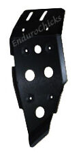 Ricochet Anodized Aluminum Skid Plate for BMW F800GS (08-17), Part #279-BLACK