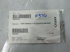 Thermal Cutoff-76 DEG (T. OX. Cemsunit) (V#861649) Bag of 3 (NIB)