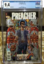 Preacher 17 CGC 9.4 White Pages!