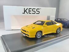 KESS MODEL 1/43 Maserati Shamal 1988 Yellow Art. KE43014022