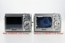 "ACMAXX 2.7"" HARD LCD SCREEN ARMOR PROTECTOR for LEICA X1 X-1 18400 18420 camera"