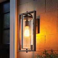 Home Decorators Palermo Grove 1Light Outdoor Gilded Iron Post Light
