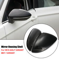 Paio Calotta copertura specchietto retrovisore destro+ sinistra per VW Golf MK7