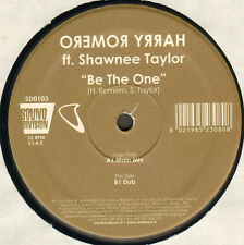 HARRY ROMERO - Be The One , Feat. Shawnee Taylor - Sound Division