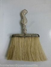 Unger Brothers Sterling Silver Clothing Brush circa: 1890's