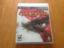 God of War III (Sony PlayStation 3, 2010) PS3