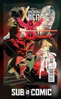 UNCANNY X-MEN #600 ANKA VARIANT (MARVEL 2015 1st Print) COMIC