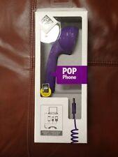 BNIB Native Union Moshi Moshi Pop Phone for mobile phones, ipad/iphone  Purple