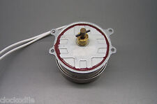 SYNCHRON MOTOR FOR ELECTRIC WOOD GEAR ENCHANTED CLOCK 1 RPM 110v ~ repair parts