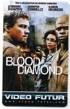 VIDEO FUTUR collector  BLOOD DIAMOND   (327)