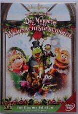Die Muppets Weihnachtsgeschiche + Weihnachtliche Extras Walt Disney DVD (2005)