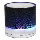 Haut-parleur Stéréo Enceinte Speaker LED Bluetooth Sans Fil Téléphone Main Libre